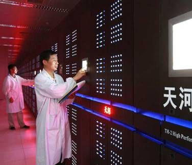 令人惊艳的工程奇观 盘点世界10大超级计算机