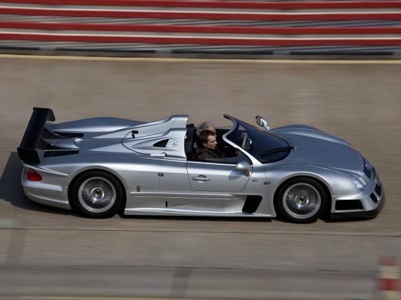 CLK GTR AMG Roadster