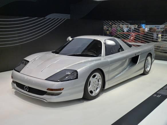 C112 Mercedes Benz concept