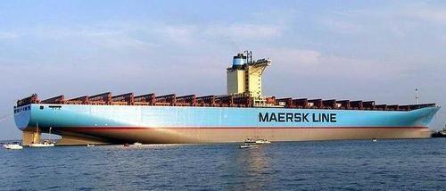 艾玛·马士基号 世界船舶长度排名第一