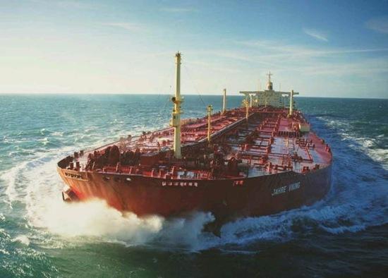 世界最大的原油船:诺克耐维斯号(Knock Nevis)