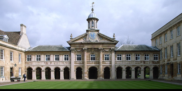 世界十大名校第二名:剑桥大学