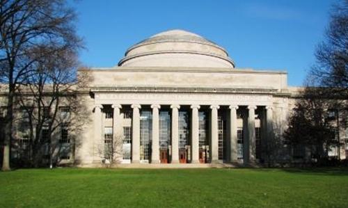 世界十大名校第三名:麻省理工学院