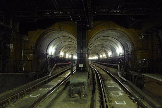大连至烟台海底隧道
