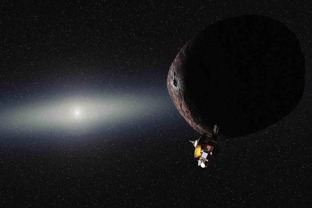 """科学家确定""""新视野""""号探测器的下一步探险"""