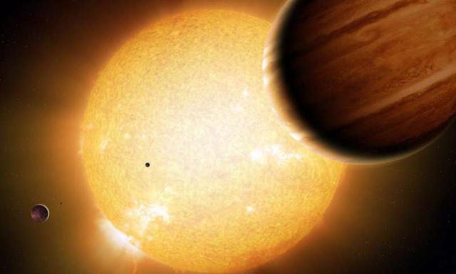 """科学家发现""""暖木星""""原来并不孤独"""