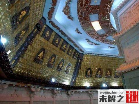 千年之谜:法门寺灵异现象流传千年