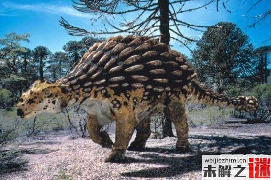 逝去的远古巨兽 地球10大最霸气恐龙