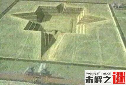 始皇陵九大未解之谜:土下探出9层高神秘建筑