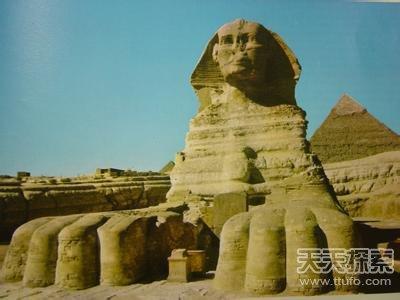 古埃及狮身人面像