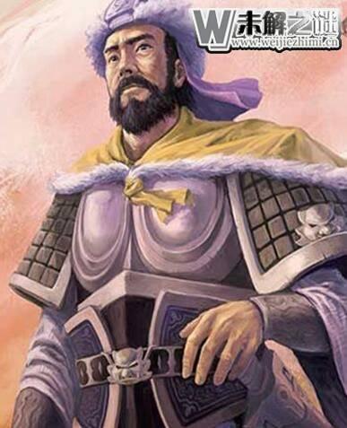 历史上马腾怎么死的,马超起兵被诛灭三族