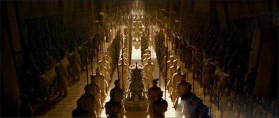 神秘秦始皇陵恐怖事件,地宫养数万只千年巨蟒
