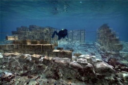 希腊海底城市之谜:科学家称非人类建造,那是谁建的?