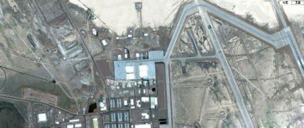美国51区真相 存放外星人和外星飞碟的地方
