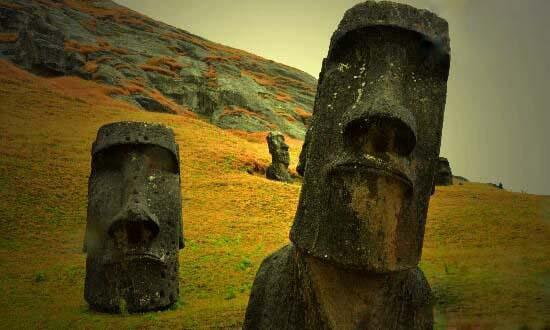 复活节岛石像之谜,复活岛的罪魁祸首