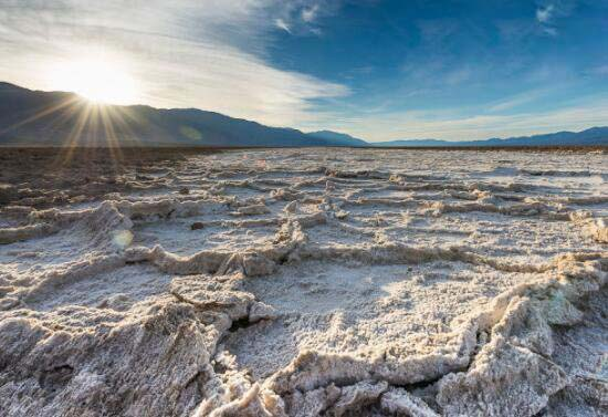 美国死亡谷,从恐怖杀人谷变国家公园