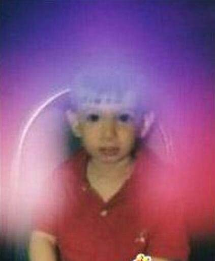 深蓝儿童,拥有超自然能力的儿童(预测未来)
