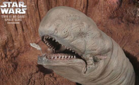 太空蛞蝓,长900米的神秘外星生物(吞噬地球)