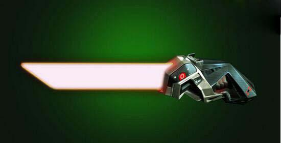 激光匕首,只在网游CF中出现过(激光武器)