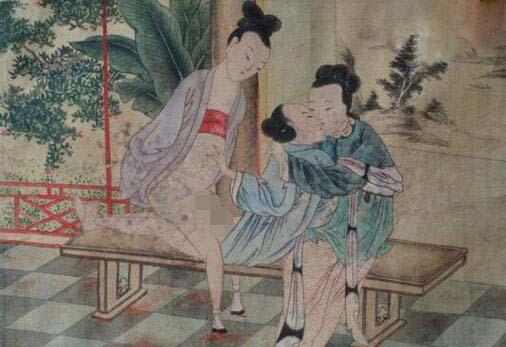 史上最全古代春宫画大全