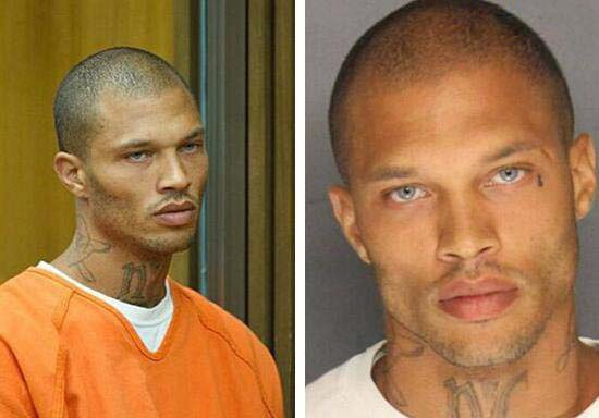 世界最帅囚犯出狱,入娱乐圈当偶像