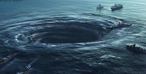 百慕大三角洲海洋下金字塔的相关技术并非源于地球,很神奇