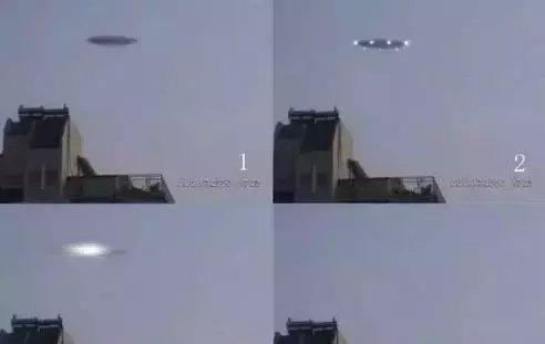 上海曾发现不明飞行物 UFO爱好者声称是UFO