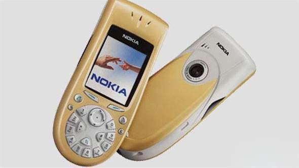 12款世界上最丑的手机,Nokia3650排名第一