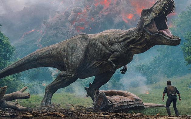 """《侏罗纪世界2》里的暴龙,它的真实声音很可能比电影中类似狮吼的叫声""""低调""""得多。"""