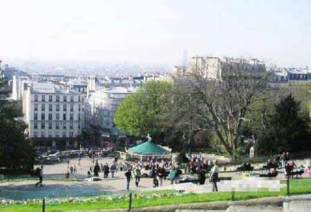 世界上最大的露天妓院,巴黎西郊的布洛尼埃森林