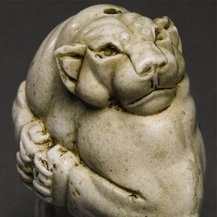 世界上最贵的古董:葛诺母狮(有5000年的历史)