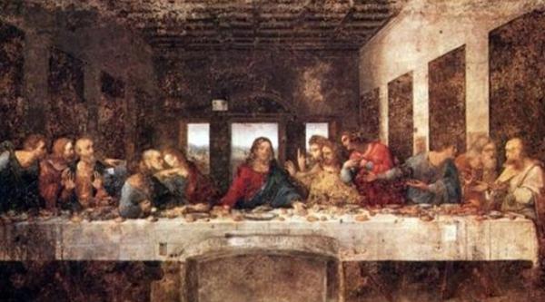达芬奇的画中有末日的预言,人类将于4006年毁于一场大洪水
