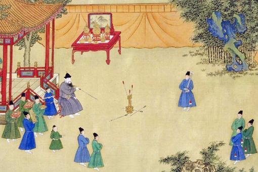 古代投壶怎么玩?投壶游戏规则和玩法介绍