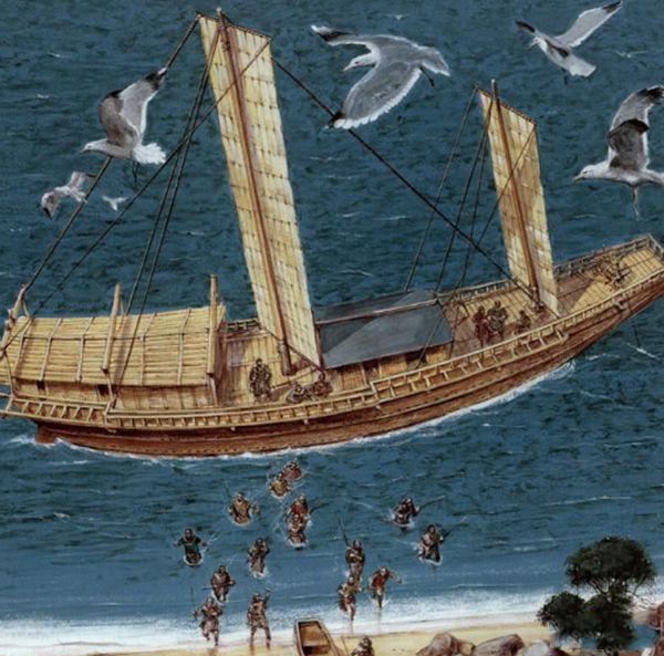 大海盗吴平的藏金窟之谜 为什么要将宝藏藏在岛上?