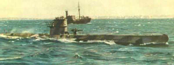 德国u型潜艇