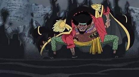 海贼王上古七大果实:暗暗果实