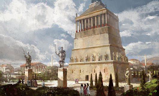 土耳其摩索拉斯基陵墓